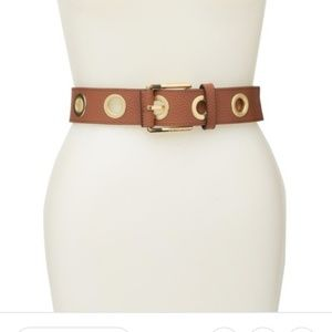 NWT Michael Kors leather waist belt
